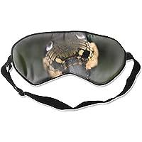Schlafmaske mit Tier-Elefanten-Falkenmotten für Schlafen und Konturierte Augenmaske, für Reisen und Nachtruhe preisvergleich bei billige-tabletten.eu