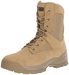 5.11 Tactical ATAC 8 Inches Mens Boot,Coyote Brown,6 M US