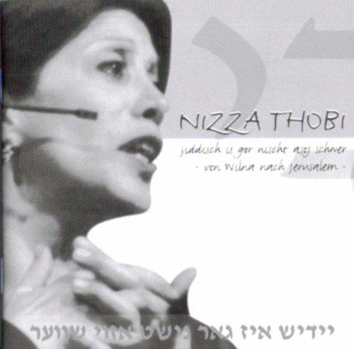 Preisvergleich Produktbild Jiddisch Is Gor Nischt Asoj Schwer - von Wilna nach Jerusalem