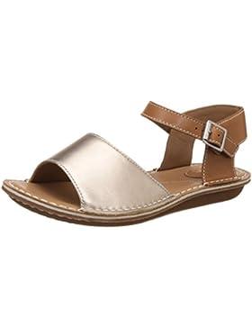 Clarks Tustin Sinitta Damen Knöchelriemchen Sandalen