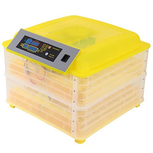 XuanYue Vollautomatische Eierinkubator Inkubator Brutmaschine Digital 112 Eier Inkubatoren Drehen Huhn Eingebaute Eier Hatcher Für Huhn Enten Gänse Geflügel Taube Wachtel