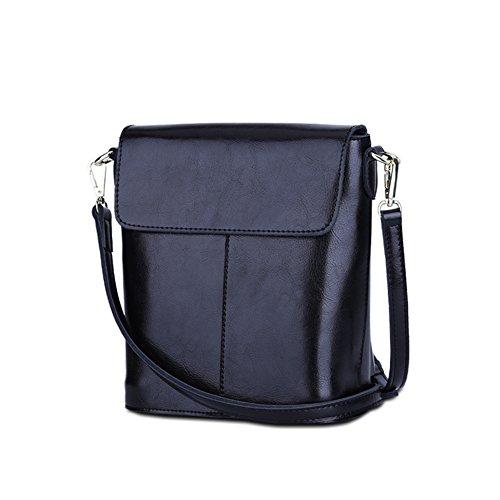 Borsa monospalla piccola/vintage messenger bag/signore piccola borsa quadrata-D B