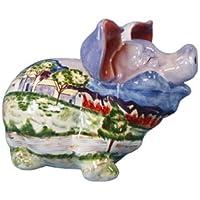 Preisvergleich für Designer Sparschwein 5 mit gr. Ohren
