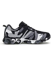 Bestow Cuatro Estaciones Transpirable Zapatos de Camuflaje Zapatos de  Entrenamiento para Hombres Zapatos para Correr Deportes 1370a93cbcb
