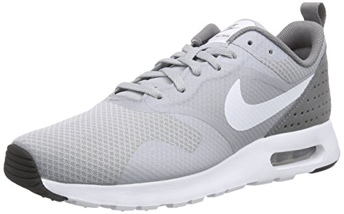 Nike Air Max Tavas, Scarpe da Ginnastica Uomo Grigio (007 Wolf Grey/White/Cool Grey/Wht)