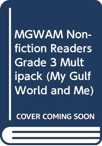MGWAM Non-fiction Readers Grade 3 Multipack (My Gulf World and Me)