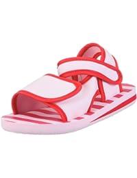 Playshoes EVA-Sandale Streifen 171784, Sandales mixte enfant