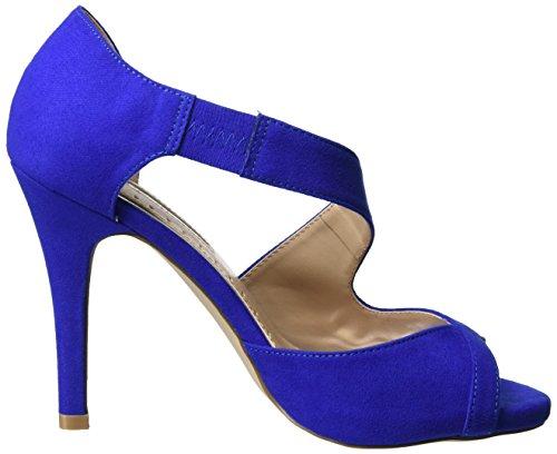 Miss KG Damen Flow Pumps Blau (Blue)