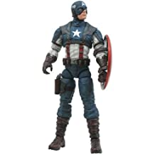 DIAMOND SELECT Captain America Civil War Marvel Meilensteine Statuen 41 cm Comicfiguren