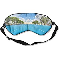 Basketball Court 99% Eyeshade Blinders Sleeping Eye Patch Eye Mask Blindfold For Travel Insomnia Meditation preisvergleich bei billige-tabletten.eu