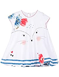 Catimini Baby Girls' Robe Boule Jers Party Dress