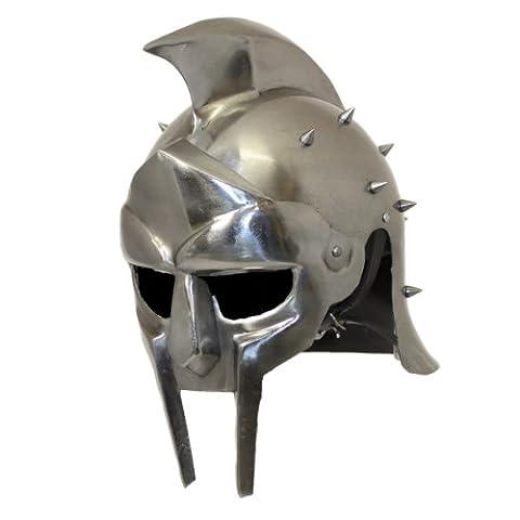 Medieval Gladiator Maximus Arena Helmet Armor Movie Helmet Replica