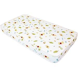 DISNEY PAR BABYCALIN - Matelas bébé confort Winnie -  pour lit 60 x 120