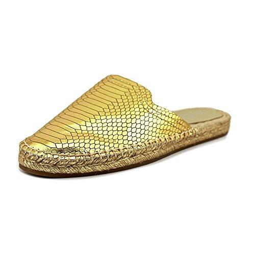 Aldo Mandria Synthetik Sandale Gold