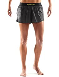 Skins Dnamic Short de compression 2 en 1 Femme
