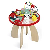 Janod J08018 Activity Table Baby Forest Game