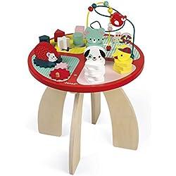 Janod - J08018 - Table D'Activités Baby Forest