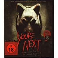 YOU 'RE NEXT + V/H/S exklusive Fanversion 2 DVD BOX Limited Special Edition