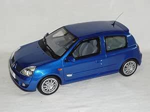 Renault Clio 2 Rs Jean Ragnotti Blau Nr 516 1 18 Otto Models Modellauto Modell Auto Spielzeug