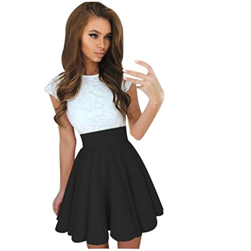 Ouneed-Mujer-Vintage-Lace-fiesta-cctel-mini-vestido