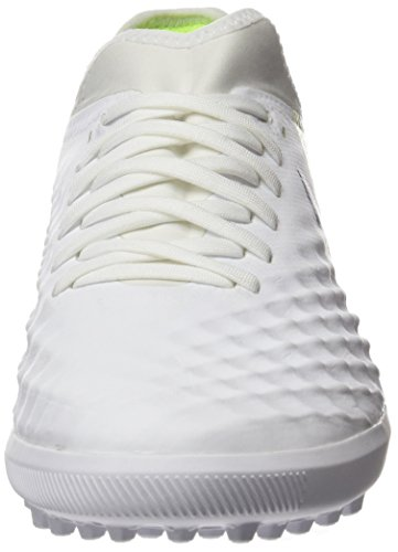 Nike Magistax Finale Ii Tf, Chaussures de Football Homme Blanc (White/black-volt)
