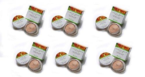 lepo-6-paquetes-de-maquillaje-mousse-n42-suave-y-ligera