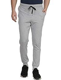 SHELLOCKS Cotton Hosiery Track Pants for Men