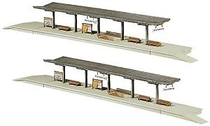 Faller 222126  - 2 Plataformas de Tren Importado de Alemania