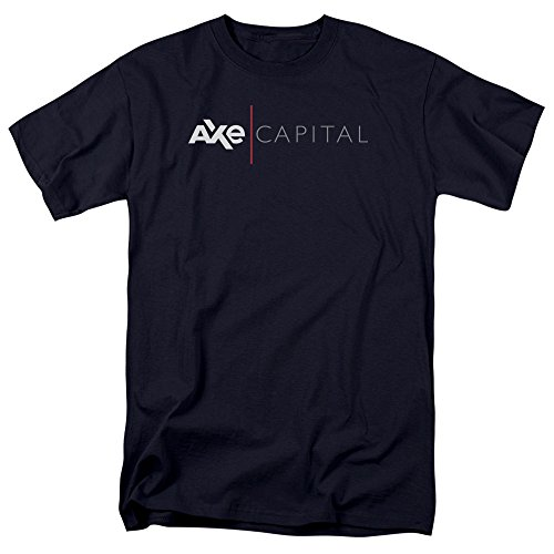 Billions - - Männer Corporate T-Shirt, Medium, Navy - Shirt Corporate