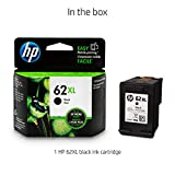 HP C2P05AE#UUQ 62XL - 12 ml - High Yield - black - original - ink cartridge - for Envy 55XX 56XX 76XX Officejet 200 250 252 57XX 8040 - (Consumables > Ink and Toner Cartridges)