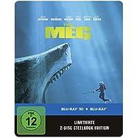 Meg 3D Steelbook