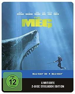 Meg 3D Steelbook (exklusiv bei Amazon.de) [Blu-ray]