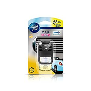 Ambi Pur After Tobacco Car Vent Air Freshener Starter Kit (7.5 ml)