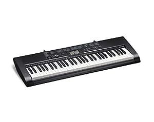 Casio CTK-1200 Clavier 61 Touches Noir