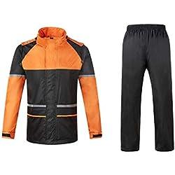 Syraincoat Impermeable A Prueba De Viento Chaqueta De Ciclismo O Bici Pantalones Impermeables De Moda