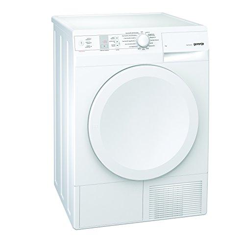Gorenje D 7462 Kondenstrockner / A / 7 kg / Startzeitvorwahl / Restzeitanzeige / weiß