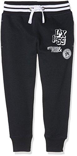 Sanetta Jungen Hose Trousers Knitted, Blau (Blue Navy 50151), 128