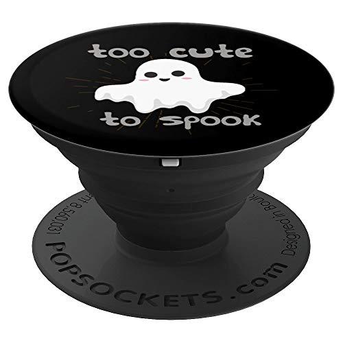 Süßer gruseliger Geist - PopSockets Ausziehbarer Sockel und Griff für Smartphones und Tablets