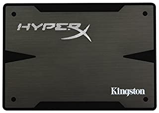 "HyperX 3K Disque Dur Interne SSD Gaming - 2.5"" de 120 Go SATA 3, Noir SH103S3 (B007R67FNA) 