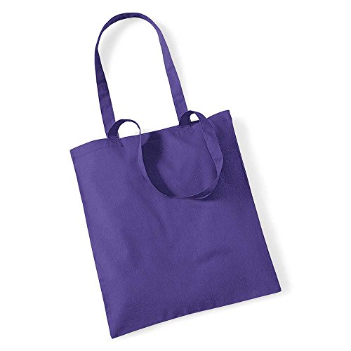 Westford Mill Shopping Bag For Life. Purple