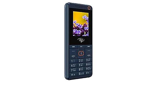 Itel 2180 (Blue) Mobile Phone: Amazon in: Electronics
