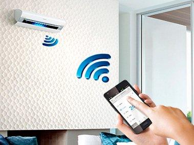 Kit WIFI para instalar en aire acondiocionado