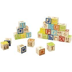 itsImagical - Natural Cuboland, juego con 30 cubos (Imaginarium 75386)