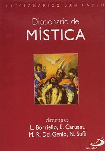 Diccionario De Mistica Diccionarios San Pablo Pdf Download