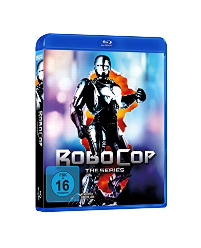 Robocop - The Series (Komplette Serie) [Blu-ray]
