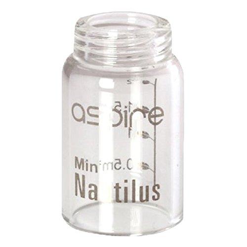 Aspire Nautilus mini Ersatz Glastank in klar, eZigarette