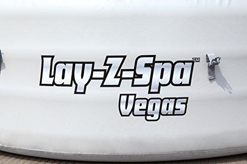 Bestway Whirlpool Lay-Z-Spa Vegas, 196×61 cm - 16