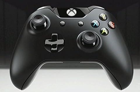 Microsoft Xbox One Wireless Controller–(Bulk