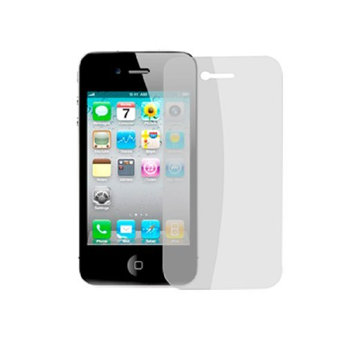 4g Shield (Clear LCD Screen Protector Shield Guard voor iPhone 4 4G)