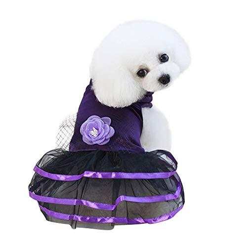 Hawkimin Little Dog Smoking Kostüm Hochzeit Bräutigam Dapper Anzug Plaid Puppy Kleidung Hemd mit Krawatte Formales Haustier Katze bis Partykleid Kleid